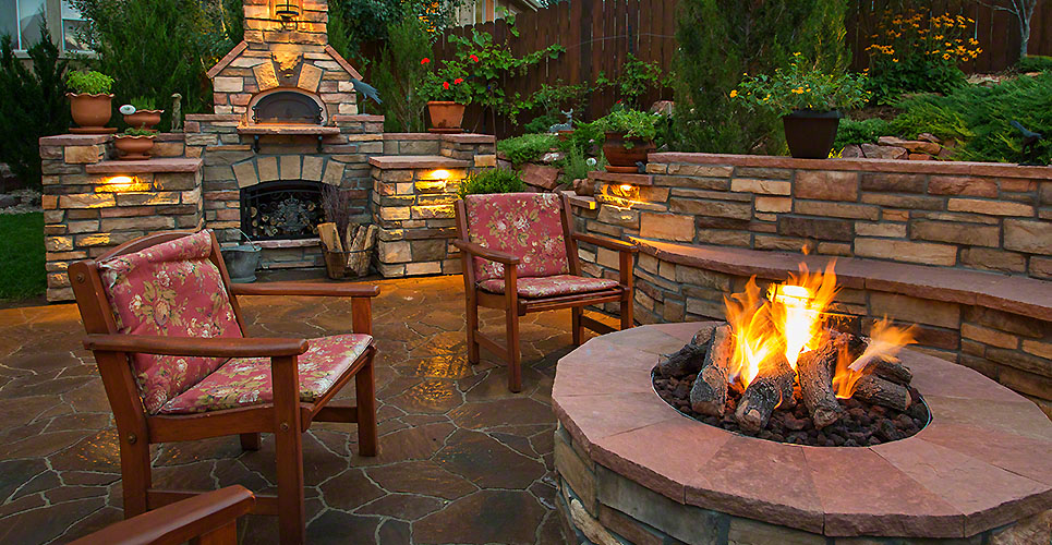 How To Build A Cheap Outdoor Fireplace
