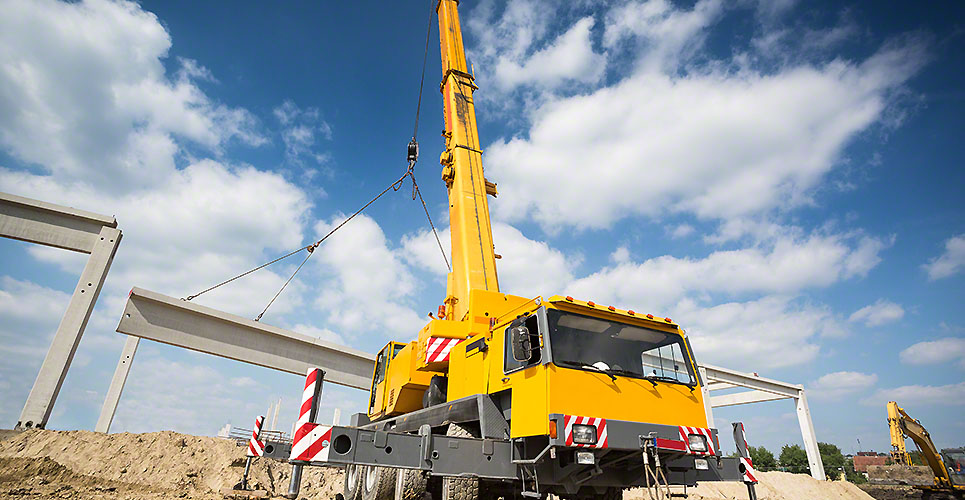 How to choose the right type of crane?