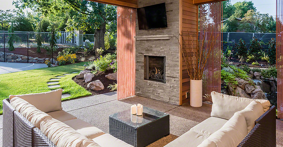 How to elevate your outdoor space?