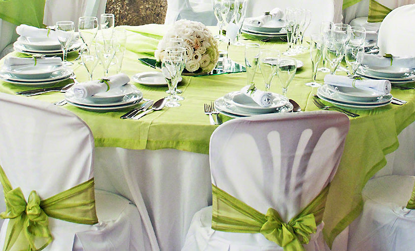 Wedding Lenin Rentals – Benefits of Linen Over Paper